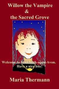 WTV sacred grove cover for scribd kindle amazon